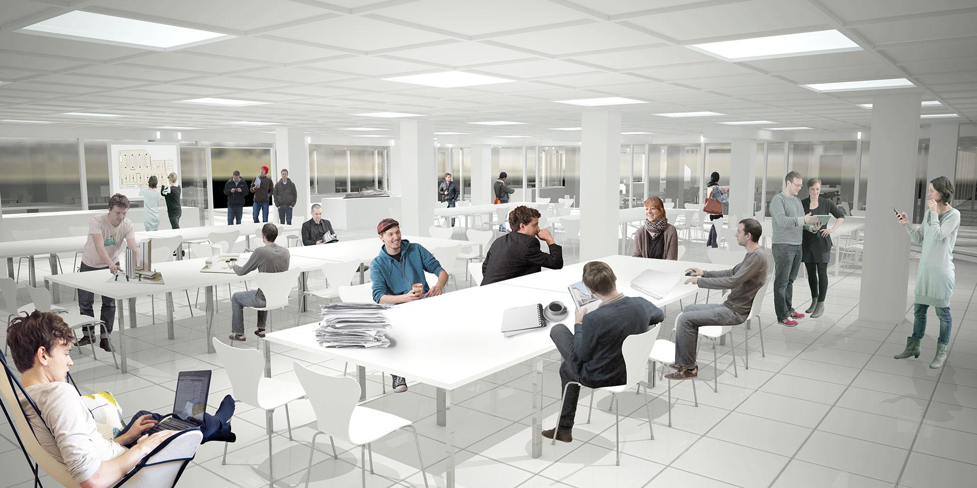 Architekturhaus fakult t ii department architektur - Architektur siegen ...