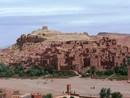 Typische und historische Siedlung Kasbah in Süd Marokko, Quelle: Dieter Schütz, www.pixelio.net