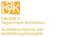 Architekturtheorie und Architekturphilosophie