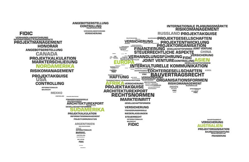 Zertifikatskurse   Internationales Planen und Bauen